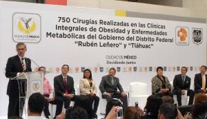 Evento de las Clínicas de Obesidad de GDF